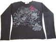 Tee-shirt motif gris & rose Vêtements enfants