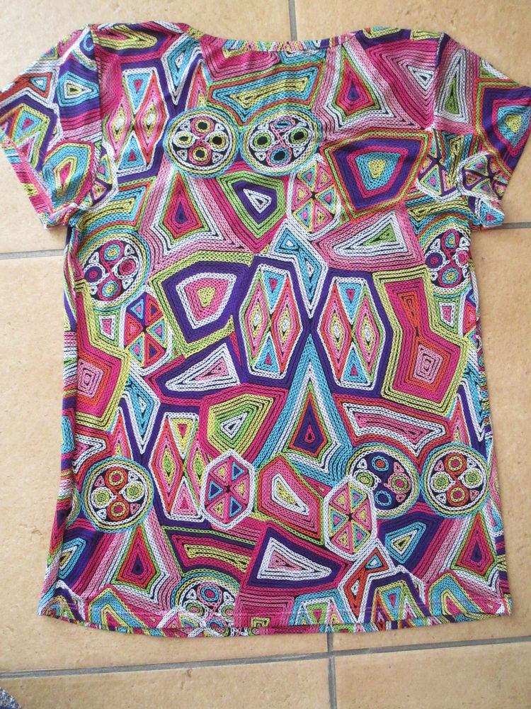 tee shirt multicolore 40 5 Limeil-Brévannes (94)