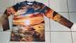 T-Shirt NEUF extensible Coucher de Soleil Mixte XL / 44 12 Tournefeuille (31)