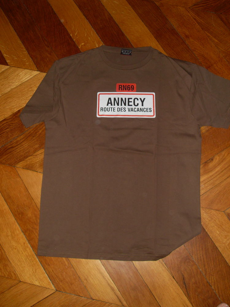 T shirt Neuf Homme Taille M ANNECY 4 Vertaizon (63)