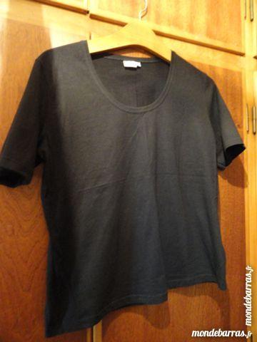 T-shirt noir XL 48/50 9 Strasbourg (67)
