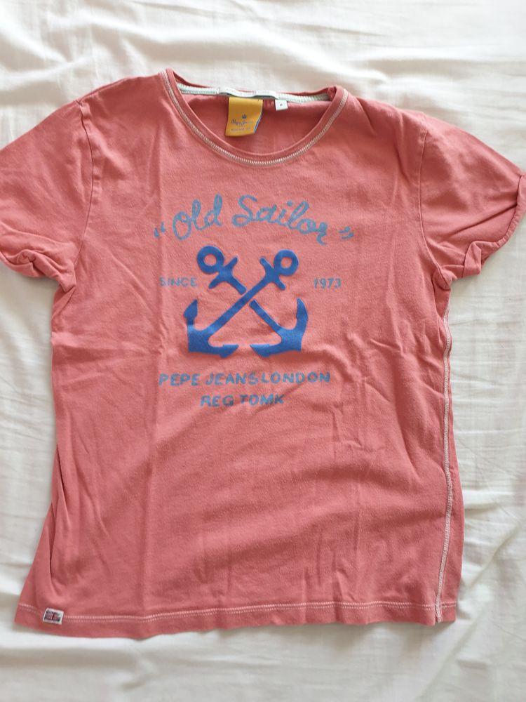 T-shirt Pepe Jeans occasion 15 Évian-les-Bains (74)