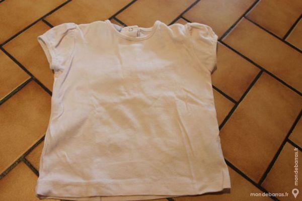 T-shirt premaman 23 mois ecru 5 Wervicq-Sud (59)