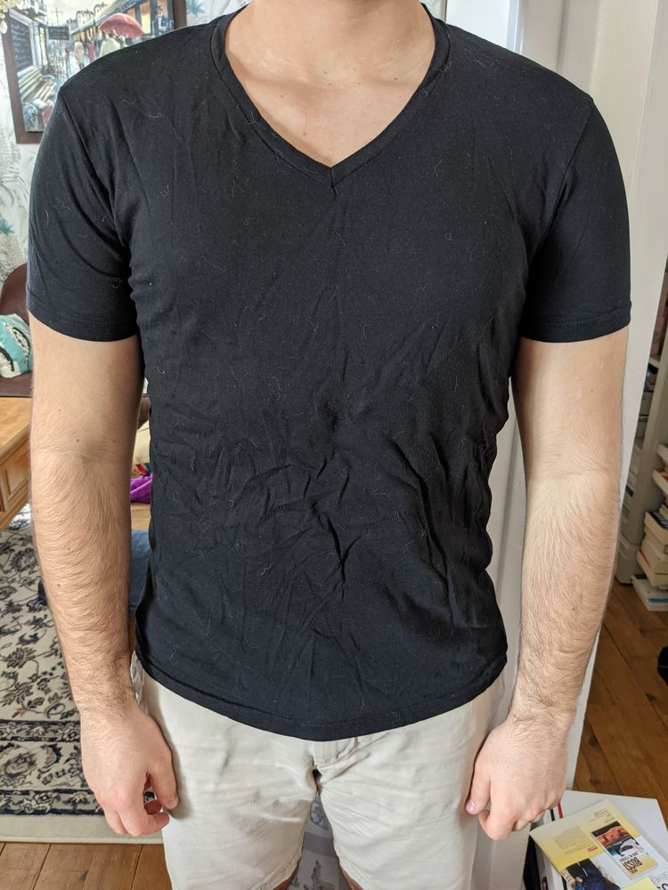 Tee-shirt Pull&Bear 2 Anglet (64)