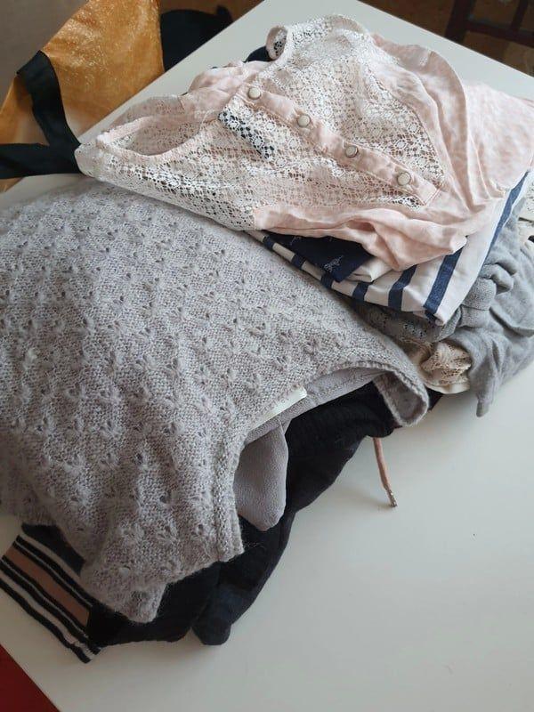 Lot t-shirt/ pull/hauts  10 Lambersart (59)