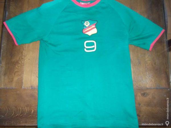 T-shirt Puma Cameroun n°9 taille S 8 Aix-en-Provence (13)