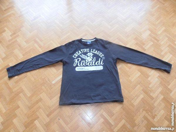 Tee-shirt RIVALDI (V8) Vêtements