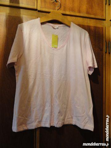T-shirt rose XL 6 Strasbourg (67)