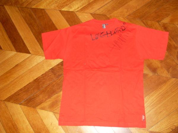 T shirt rouge homme de taille M  4 Vertaizon (63)