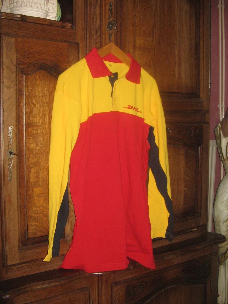 t shirt DHL taille M Vêtements