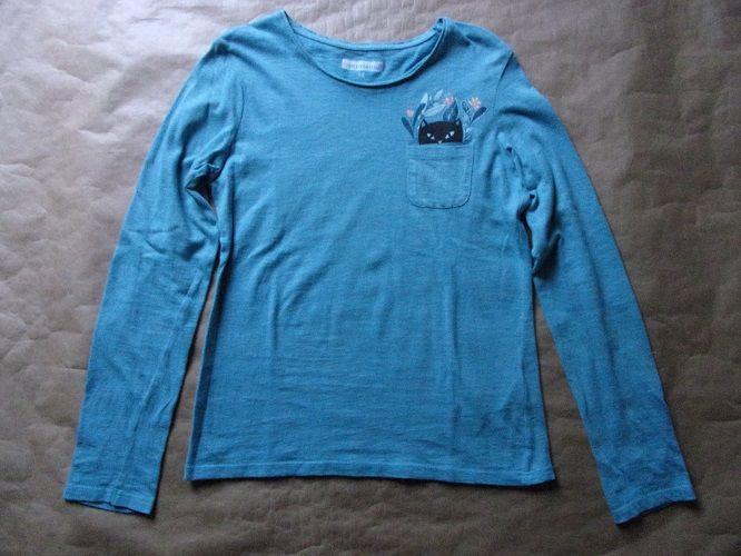 Tee shirt en taille 14 ans 1 Montaigu-la-Brisette (50)