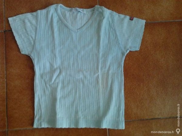 TEE-SHIRT TURQUOISE - 4 ans 2 Les Pennes-Mirabeau (13)