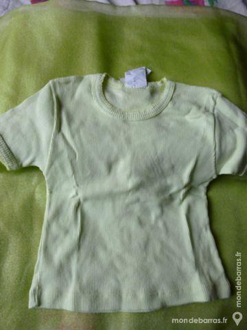 Tee-shirt  vert pour bébé taille 2 ans 3 Goussainville (95)