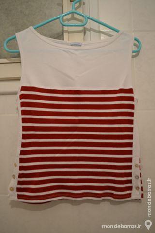 T-shirt White Coton Vêtements