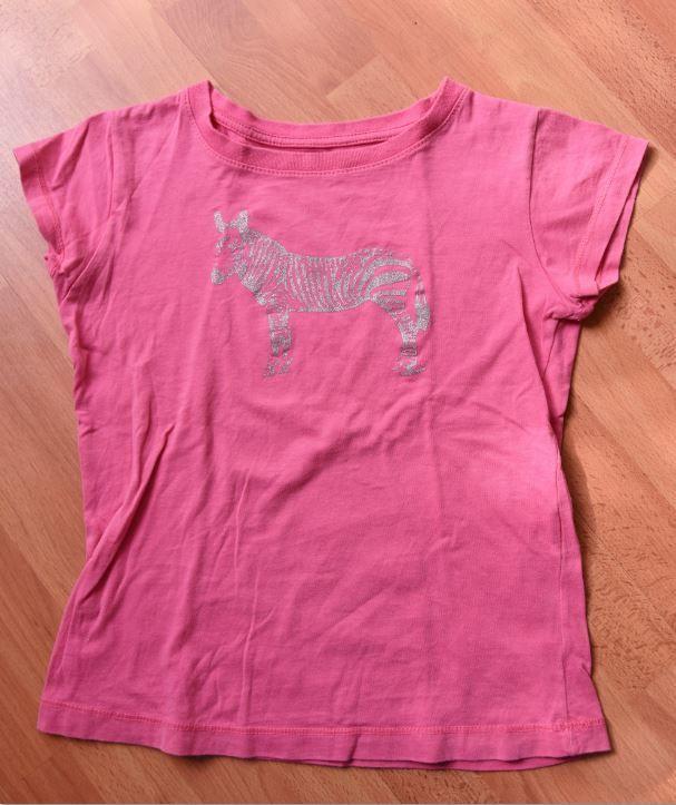 10 ans. Tee shirt zèbre argenté. Très bon état. 3 euros 3 Gujan-Mestras (33)