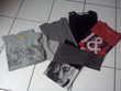 Lot de 5 T-shirt Vêtements