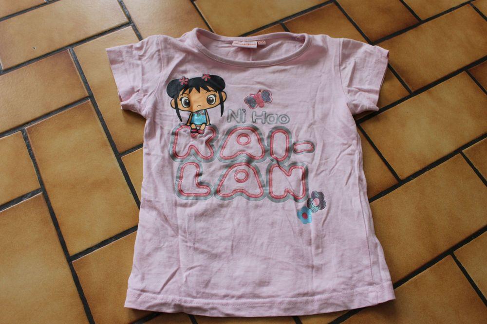 T-shirt ni hao kai lan 5/6 ans 4 Wervicq-Sud (59)