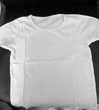 T-shirts blancs (col rond)