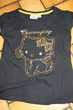 Lot 2 t-shirts charmy et hello kitty 6 ans