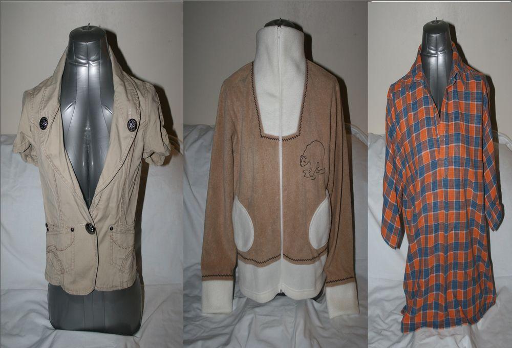 Tee-shirts et deux vestes été et hiver 10 Artas (38)