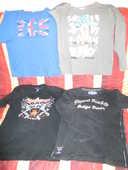Lot 7 tee shirts garçon 10 A Kaporal Creeks 9 Alfortville (94)