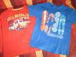 Lot 2 tee shirts garçon 6 A