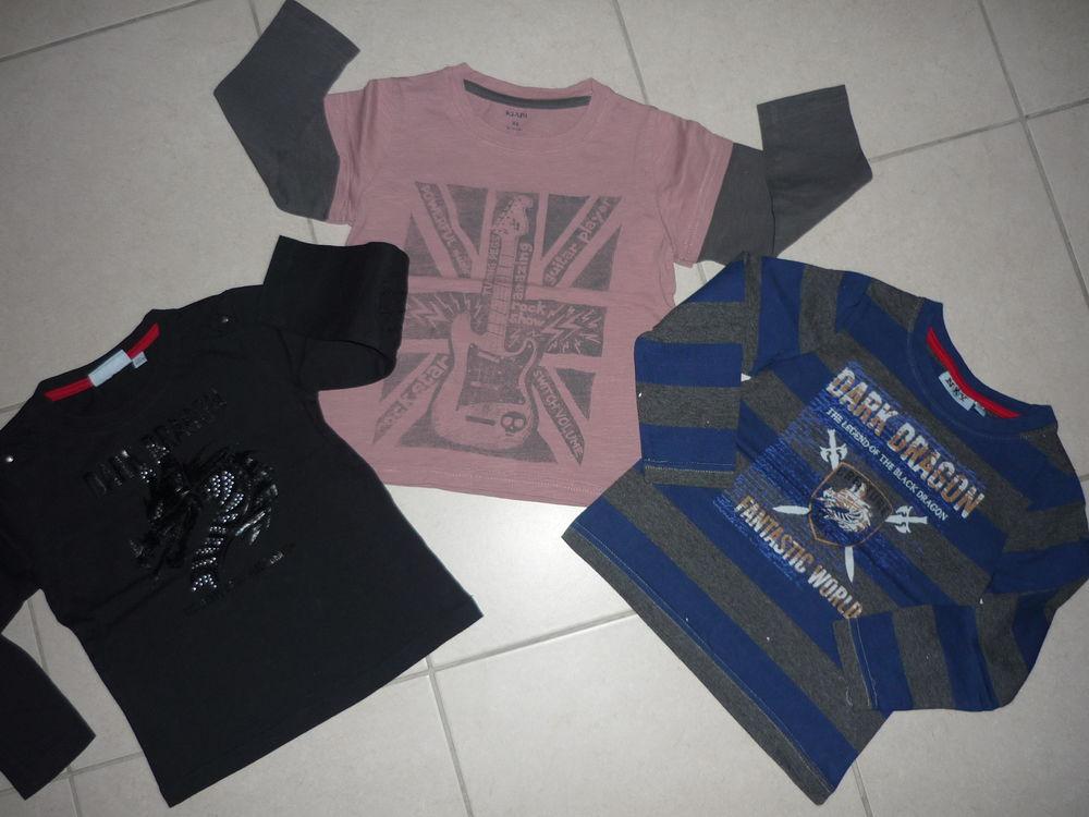tee shirts garçon 4 ans 2 Orléans (45)