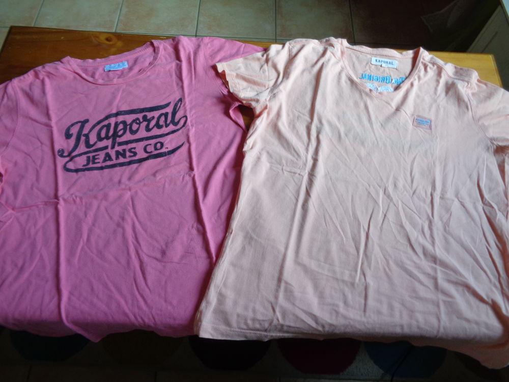 e2ac99b058cff Achetez 2 tee shirts homme quasi neuf, annonce vente à Lauraët (32 ...