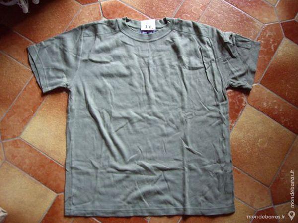 Tee-Shirts T.S et T.M manches courtes Homme 1 Bouxwiller (67)