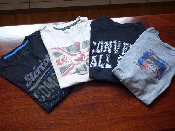 lot t-shirts manches longues  30 La Réunion (97)