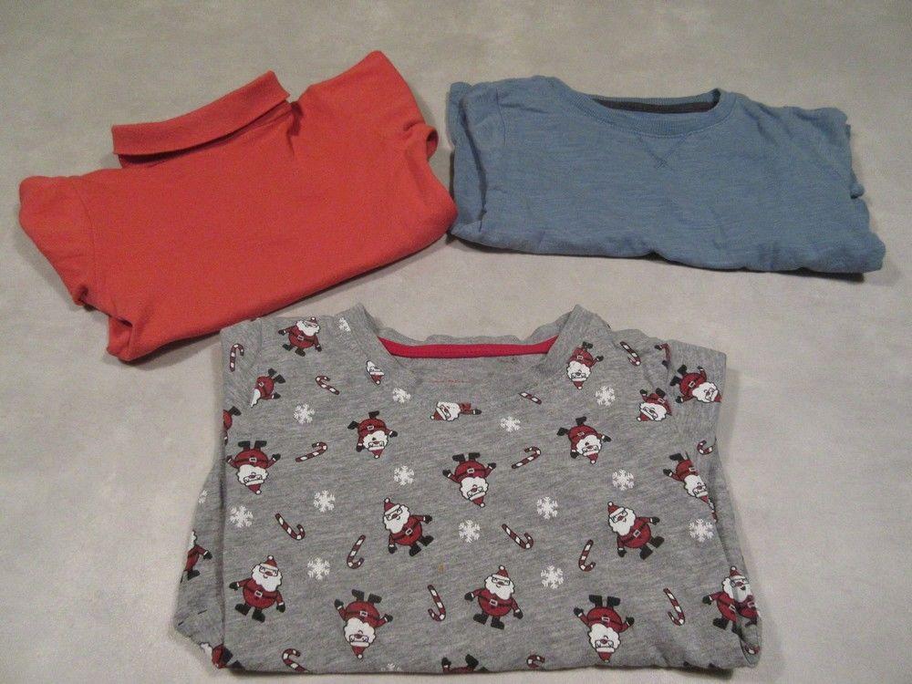 Tee-shirts manches longues Garçon 8 Jury (57)