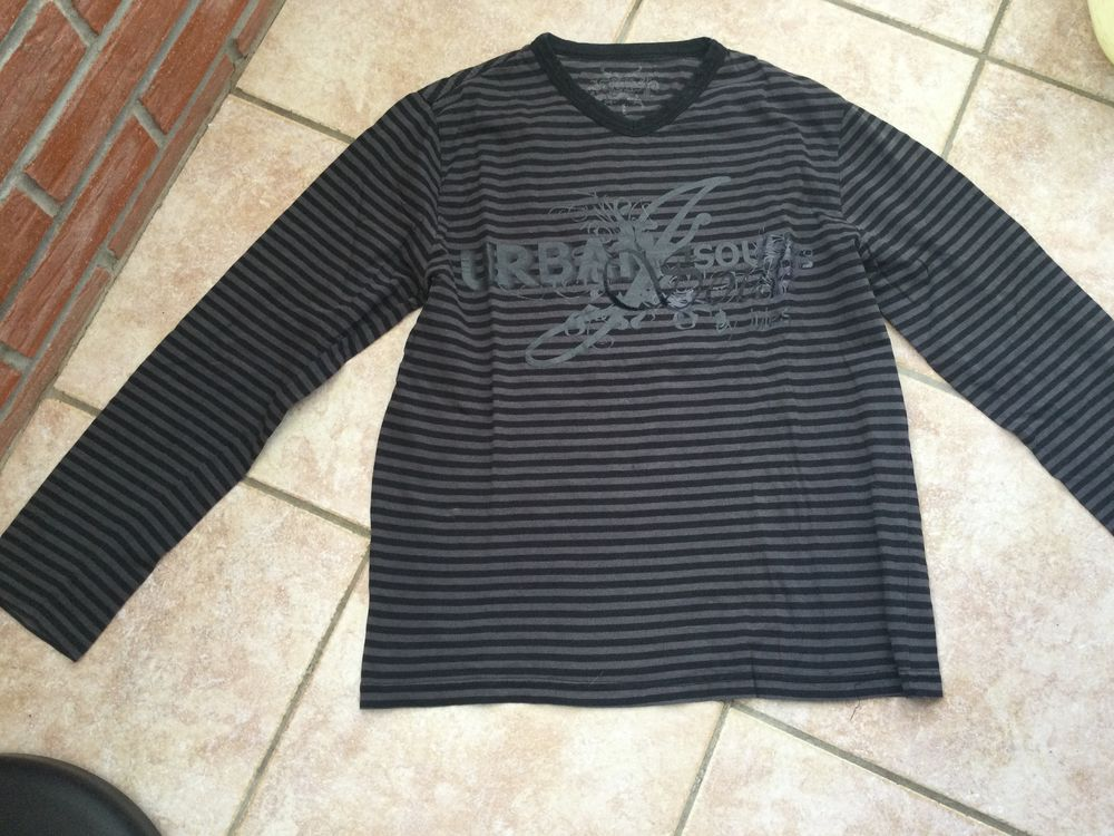 Tee-shirts manches longues marque Jules taille L  5 Don (59)