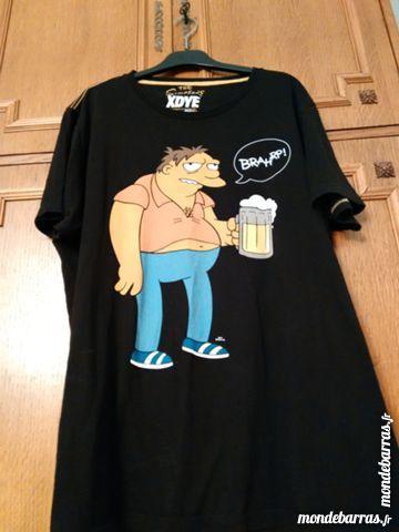 T-Shirts The Simpsons 20 La Courneuve (93)