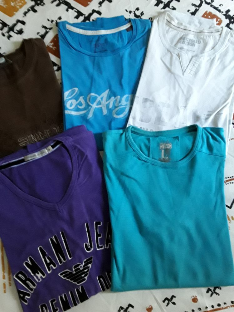 Tee shirts  7 Moyeuvre-Grande (57)
