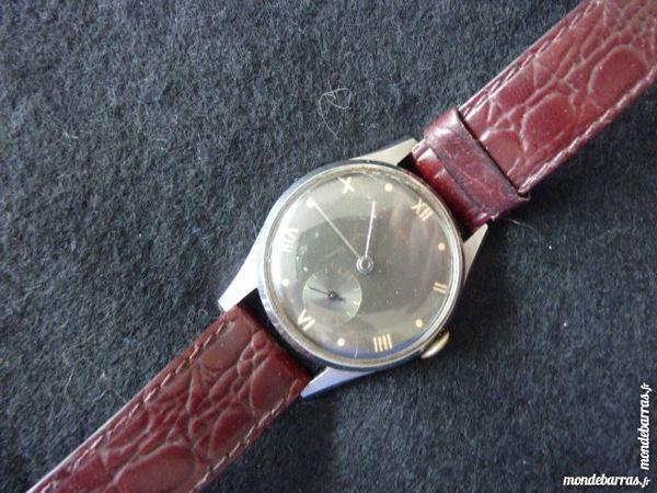 SHORA Ancienne montre mécanique années 50s DIV0480 105 Metz (57)