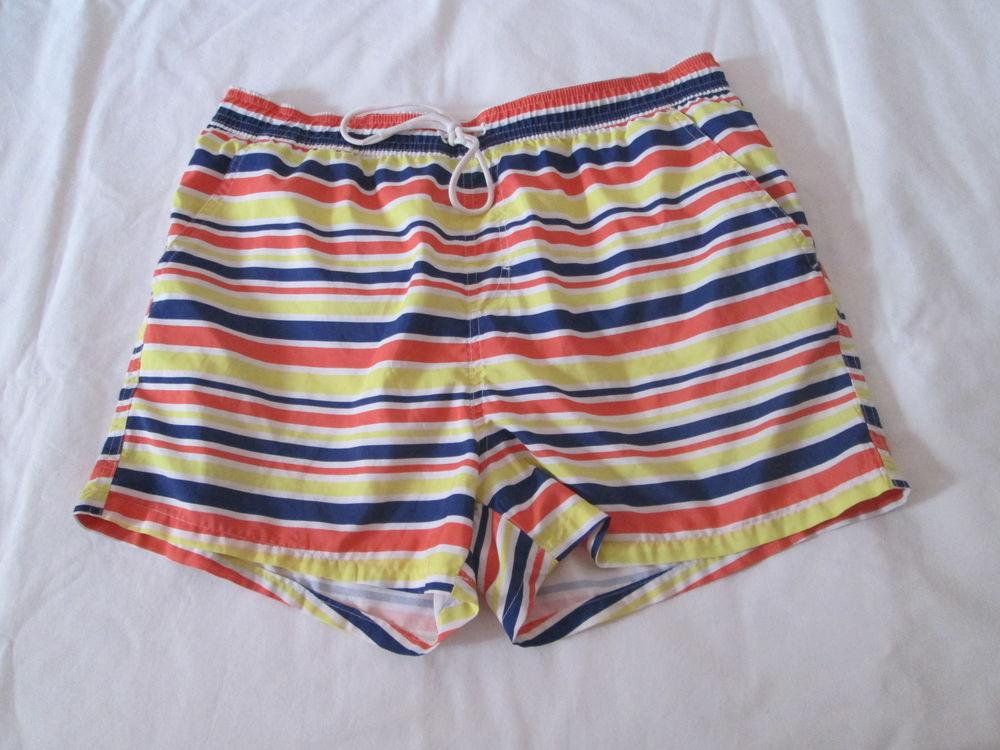 Short de bain rayé 3 Cannes (06)