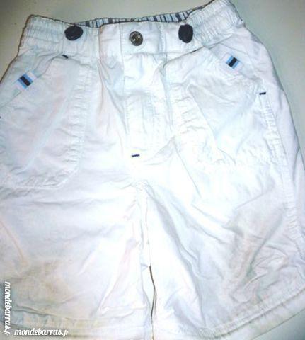 short blanc 9-12 mois 6 Paris 9 (75)