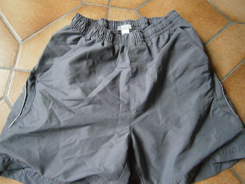 Short gris 2 Kervignac (56)