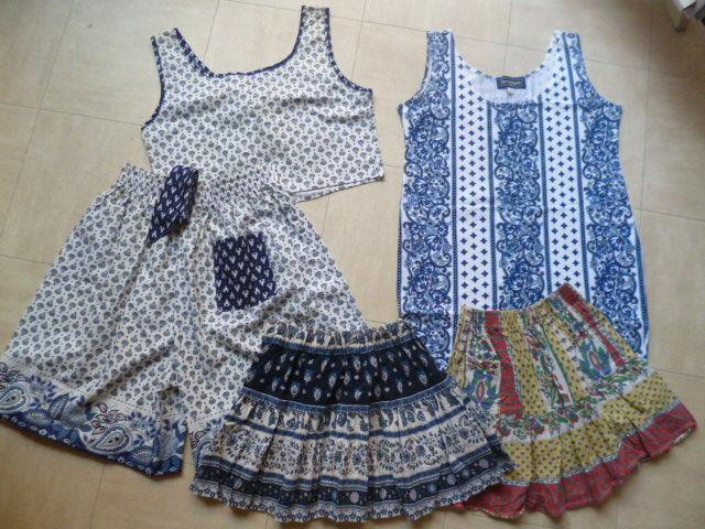 Short, haut, jupes, robe - style provençal - zoe 4 Martigues (13)