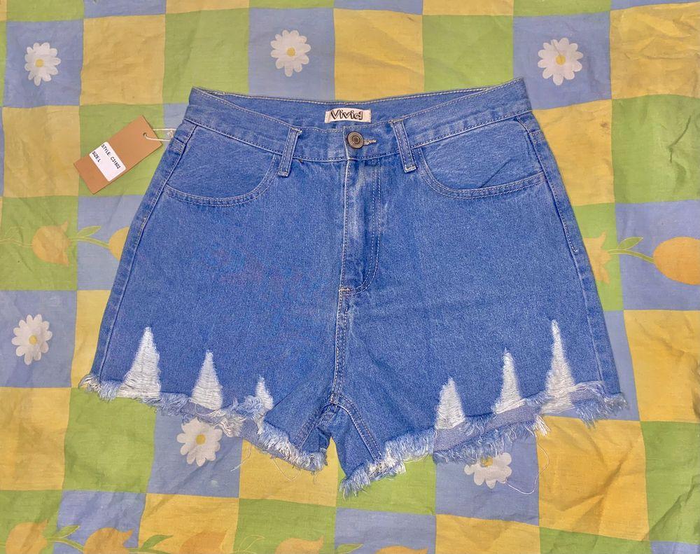 Short en jean  15 Le Moule (97)