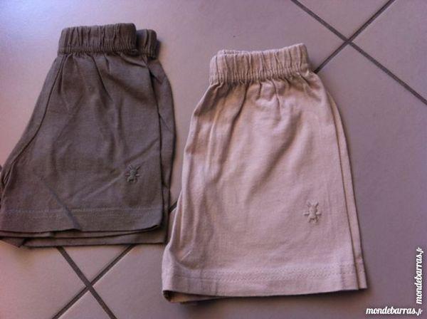 G/A Short KAKI Bb NEUVE Taille 3 mois -TEXBASIC Vêtements enfants