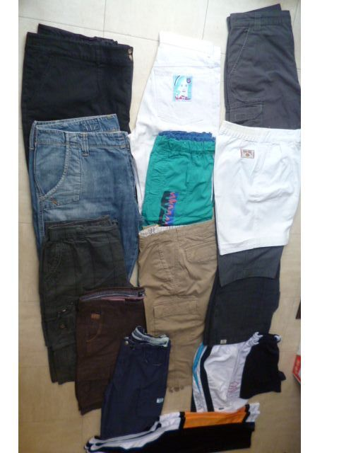 lot de shorts et bermudas du 36 et 56 - zoe Vêtements