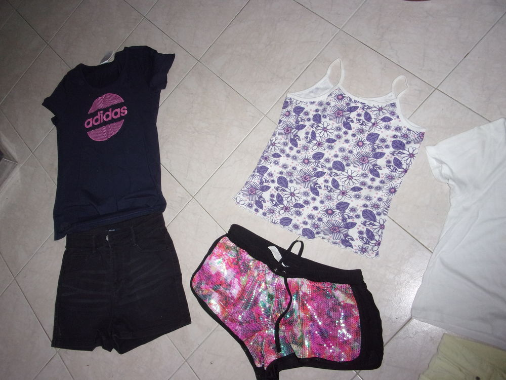 shorts et T shirts 4 Annonay (07)