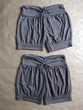 2 shorts en taille 14 ans