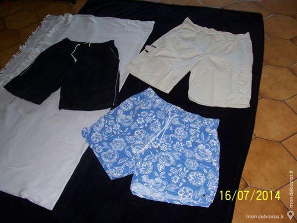 SHORTS LOT DE 3 TRES BON ETAT TAILLE 44 Vêtements