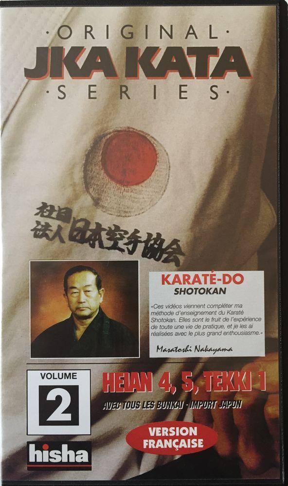 JKA Shotokan Karate Kata Vol 2 Heian 4-5 - TEKKI 1 15 Joué-lès-Tours (37)