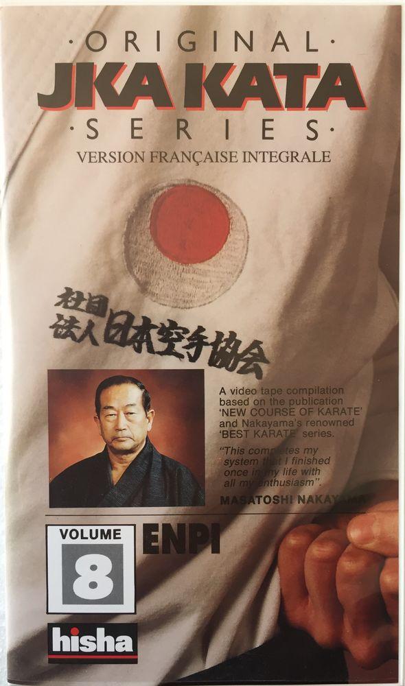 JKA Shotokan Karate Kata Vol8 ENPI _NAKAYAMA 15 Joué-lès-Tours (37)