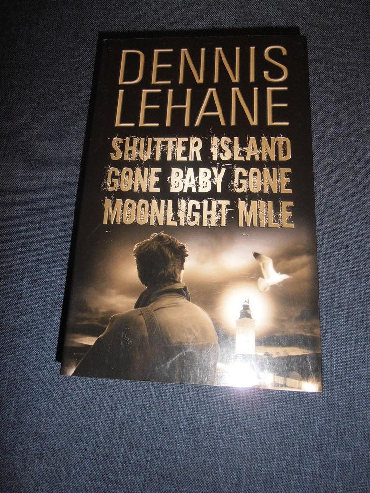 Shutter Island, Gone Baby Gone, Moonlight Mile (6) Livres et BD