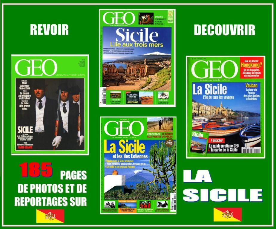 LA SICILE - Italie - ÎLES EOLIENNES / prixportcompris 16 Bordeaux (33)
