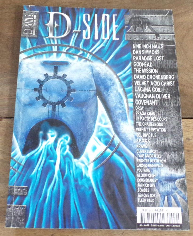 D-SIDE n° 2 The Mission janvier février 2001 5 Laval (53)